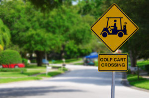 West Palm Beach Golf cart accident lawyers