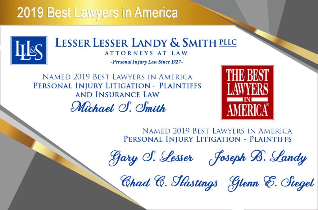 5 Attorneys Named 2019 Best Lawyers | Lesser Lesser Landy