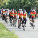 """CYCLING SAFETY IN GROUP RIDES AND """"PACE LINES"""""""